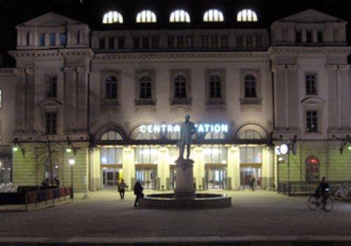 Centralstationen A-huset