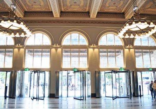 Centralstation entré